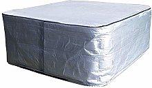 KiKiYe Hot Tub Cover Cap 84 L X 84 D X 35 H Spa