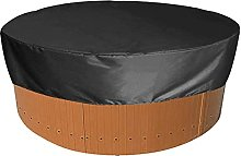 KiKiYe Round Hot Tub Cover,swimming Pool Cover