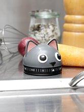 Kikkerland Cat Kitchen Timer