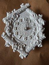 Kikkerland CUCKOO DECONSTRUCTED Clock Magnetic
