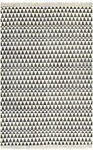 Kilim Rug Cotton 160x230 cm with Pattern