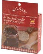 Kilner Preserve Lid Seals Pack of 12 (850263)