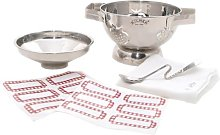Kilner Preserving Starter Set includes Stainless
