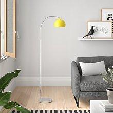 Kim 150cm Arched Floor Lamp Zipcode Design