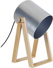 Kimmons 30cm Desk Lamp Mercury Row Base Colour: