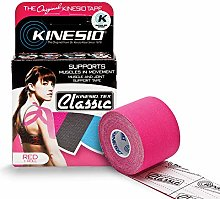 Kinesio Classic Tape, 5cm x 4m, PINK / RED