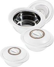 King 3 Container Food Storage Set king