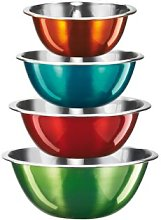 King 4 Container Food Storage Set king