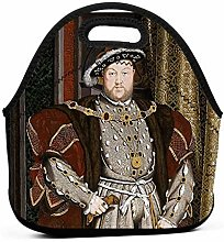 King Henry VIII of England. Insulated Lunch Bag