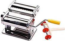 King Hoff Pasta Machine with Steel Rollers
