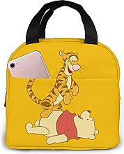 KINGAM Anime Mouse Lunch Bag Insulated Lunch Box