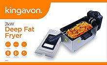 Kingavon DFF1 Deep Fat Fryer