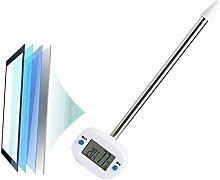 KINGDUO TA290 Soil Tester Thermometer Hydrometer
