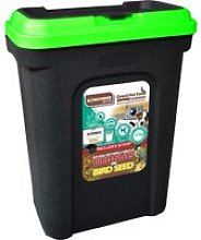 Kingfisher 30L Pet Or Bird Food Storage Tub