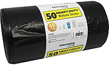 Kingfisher BB2 60 Litre Heavy Duty Dustbin Bin Bag