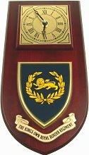 Kings Own Royal Border Regiment Wall / Mess Clock