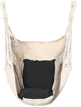 Kingso - Hammock Swing Hanging Chair with 2