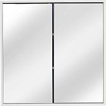 Kingso - Mirror Cabinet Wall Cabinet Cupboard