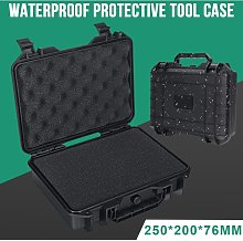 Kingso - Tool Boxes Waterproof Rigid Carrying Cases Shockproof Shock Resistant Storage Box Safety Equipment Tool Box With Foam Hasaki