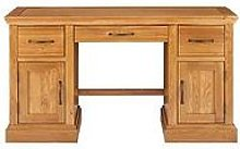 Kingston 100% Solid Wood Ready Assembled Desk