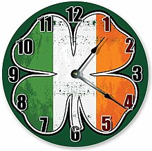 Kinhevao 10 inch Ireland Irish Clover - ST.