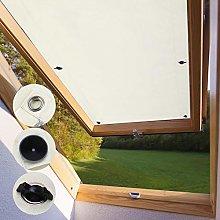KINLO 47 * 78cm Blackout Roof Skylight Blind