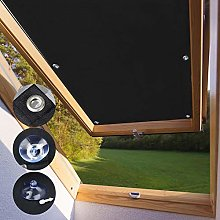 KINLO 57 * 100cm Blackout Roof Skylight Blind