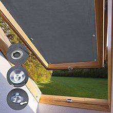 KINLO 76 * 115cm Blackout Roof Skylight Blind