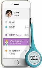 Kinsa QuickCare Smart Digital Thermometer for All