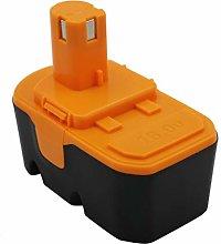 KINSUN Replacement Power Tool Battery 18V 2.0Ah