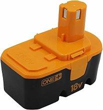 KINSUN Replacement Power Tool Battery 18V 3.0Ah