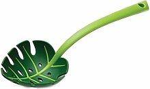 KINTRADE Creative Jungle Leaf Shaped Colander