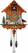 Kintrot Cuckoo Clock Black Forest Antique Clock