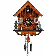 Kintrot Cuckoo Clock Traditional Black Forest