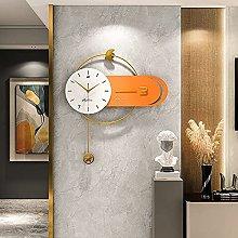Kioiien Modern Minimalist Clocks,Large Wall Clock
