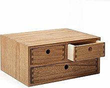 Kirigen Wooden Desktop Organizer Office Supplies