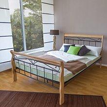 Kirklin Bed Frame Marlow Home Co.