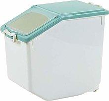 Kirmax 15KG/33Lb Rice Storage Container Airtight