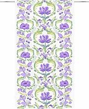 Kirsikkalintu Curtain 140 x 240 cm Purple