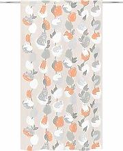KisKis Curtain 140 x 250 cm Orange