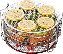 Kispog Dehydrator Rack For Ninja Foodi 6.5 & 8 qt,