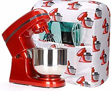 Kitchen Aid Mixer Cover with Pockets, Compatible