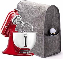 Kitchen Aid Mixer Covers, Grey Heavy Duty Stand
