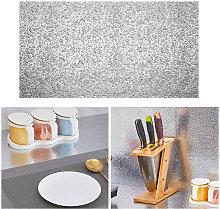 Kitchen Backsplash Wallpaper Stickers 39.4*15.7in