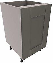 Kitchen Base Unit Cabinet Wood Effect Shaker DUST
