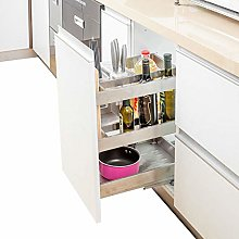 Kitchen basket Retractable side/bottom pull-out,