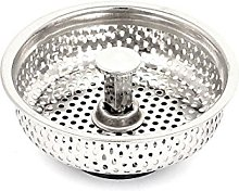 Kitchen Bathroom Mesh Hole Strainer Sink Plug