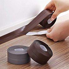 Kitchen Bathroom Self Adhesive Wall Seal Ring Tape