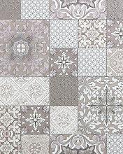Kitchen bathroom wallpaper wall EDEM 87001BR13
