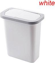 Kitchen bins Door Hanging Waste Bin Trash Can Wall